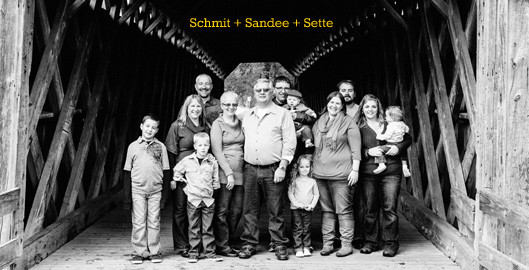 Schmit, Sandee, Sette - Cedarburg Family Photos