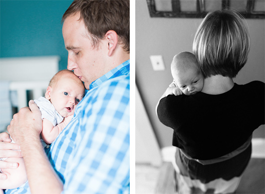 Milwaukee Newborn Photographers