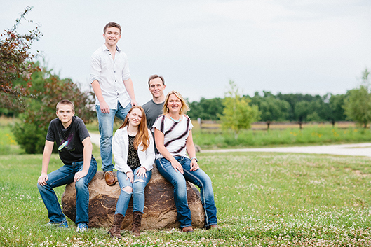 Milwaukee Family Portrait Photographer